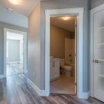 Hallway and Washroom - Upstairs